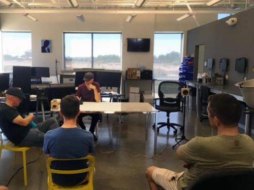 Sound Art Arizona Meeting July 2019