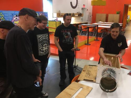 Sound Art Arizona Meeting on November 23rd 2019 - Mark Venti