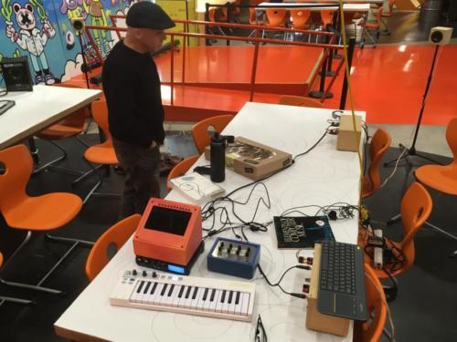 Sound Art Arizona Meeting on November 23rd 2019 Bryn Corbett