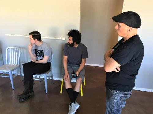 Sound Art Arizona - April 2019 at Playground Arts