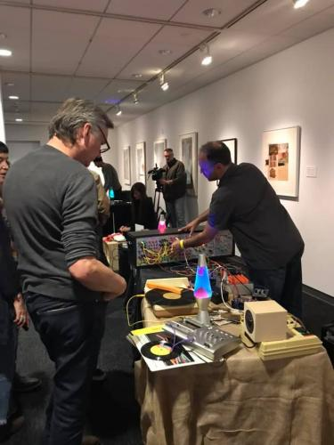 Sound Art Arizona at Phoenix Art Museum January, 2019