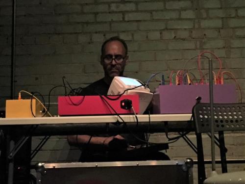 Sound Art Arizona - Crescent Ballroom - Phoenix, Arizona June 2019 Chris Piraino