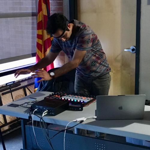 Sound Art Arizona - Jan 2019  Germán Greiner