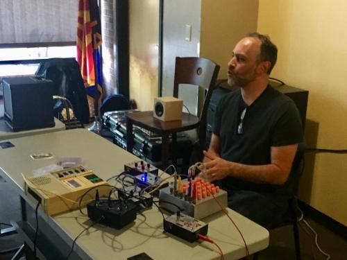 Sound Art Arizona - Jan 2019  Chris Piraino