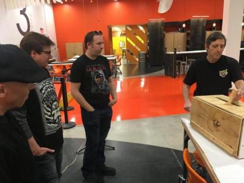 Sound Art Arizona Meeting on November 23rd 2019