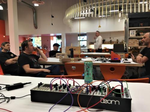 Sound Art Arizona Meeting on November 23rd 2019
