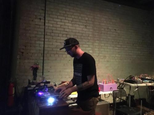 Sound Art Arizona - Crescent Ballroom - Phoenix, Arizona June 2019 John McVay