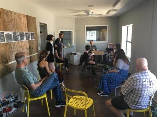 Sound Art Arizona June 2019 Meeting at Playground Arts