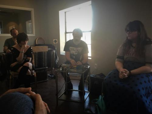 Sound Art Arizona June 2019 Meeting at Playground Arts