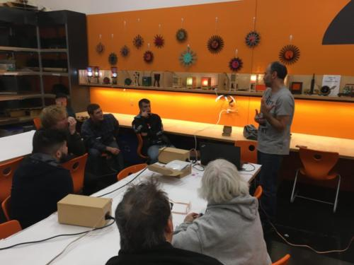 Sound Art Arizona meeting December 28th 2019