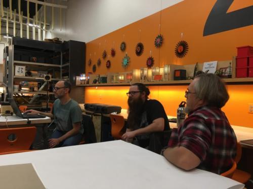 Sound Art Arizona meeting on Jan 18th, 2020