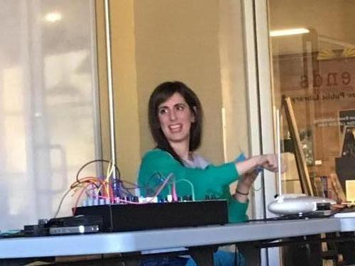Kristen Miologos - Sound Art Arizona - Dec 2018